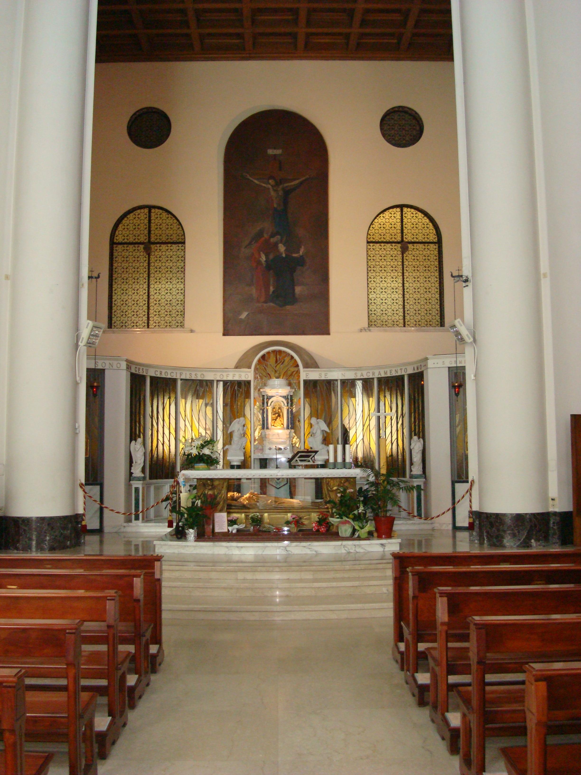 Wasze prośby dotrą do sanktuarium Świętej Gemmy w Lukce